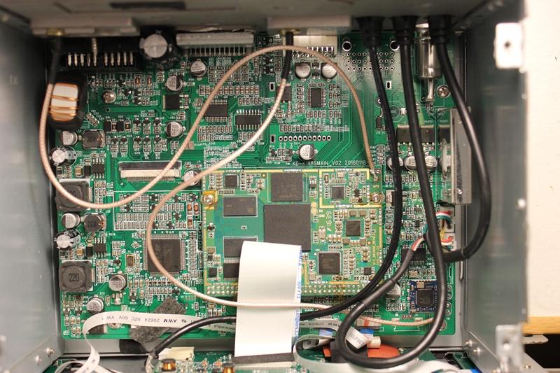 Замена чипа MCU STM32F091VCT6 процессора PX3 контроллера питания UP6636Q